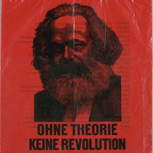 marx-ohne-theorie-keine-revolution vlb tüte